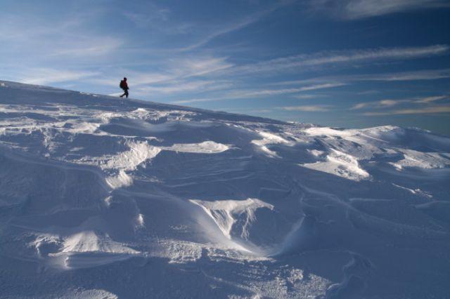 Zdjęcia: Mt Blanc, zima w Alpach, FRANCJA