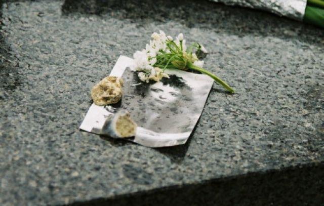 Zdjęcia: Cmentarz Pere Lachaise, Paryż, Madame Lamboukas dite Edith Piaf, FRANCJA