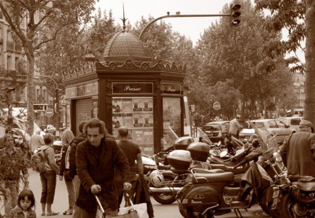 Zdjęcia: Montmartre, Place Pigalle, FRANCJA