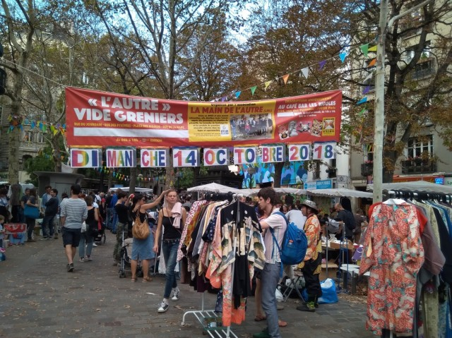 Zdjęcia: Paryż, Ile-de-France, Targ w Belleville, FRANCJA
