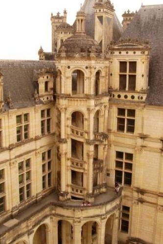 Zdjęcia: Zamek nad Loarą, Zamek nad Loarą, FRANCJA