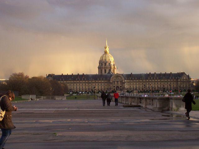 Zdjęcia: Paryż, Les Invalides, FRANCJA