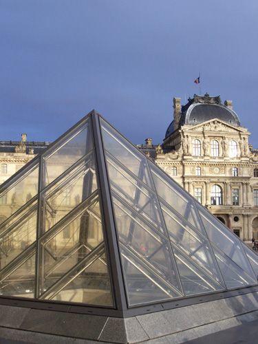 Zdjęcia: Paryż, Musée du Louvre, FRANCJA