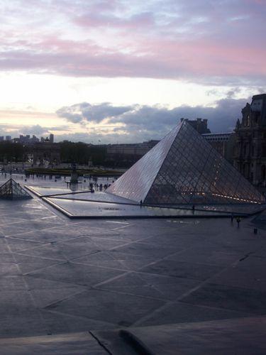 Zdj�cia: Pary�, Mus�e du Louvre, FRANCJA