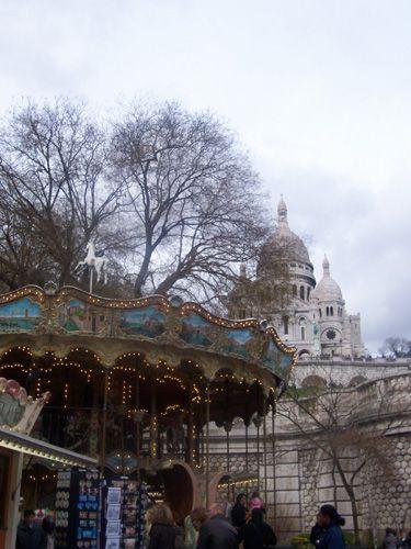 Zdjęcia: Paryż, Basilique du Sacré-Cœur, FRANCJA