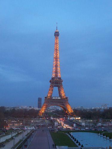 Zdjęcia: Paryż, Wieża Eiffla, FRANCJA