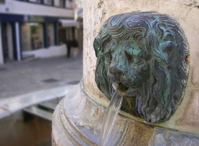 Zdjęcia: Bayonne, Akwitania, Poidełko, FRANCJA