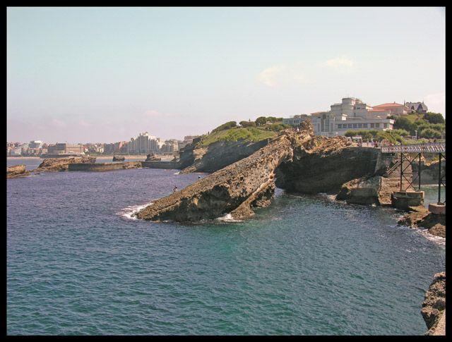 Zdjęcia: Biarritz, Akwitania, Wybrzeże, FRANCJA