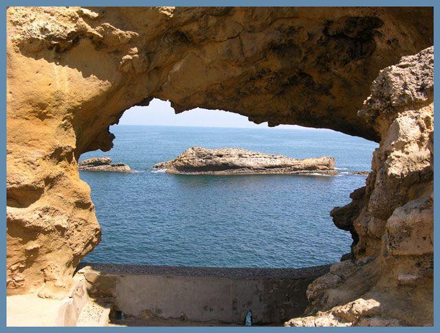 Zdjęcia: Biarritz, Akwitania, Okno, FRANCJA