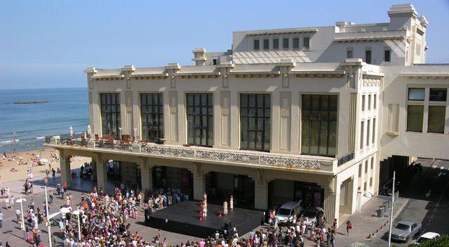 Zdj�cia: Biarritz, Akwitania, Hotel, FRANCJA