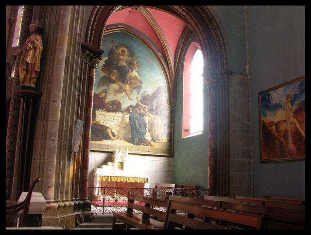Zdjęcia: Bayonne, Akwitania, Kaplica, FRANCJA