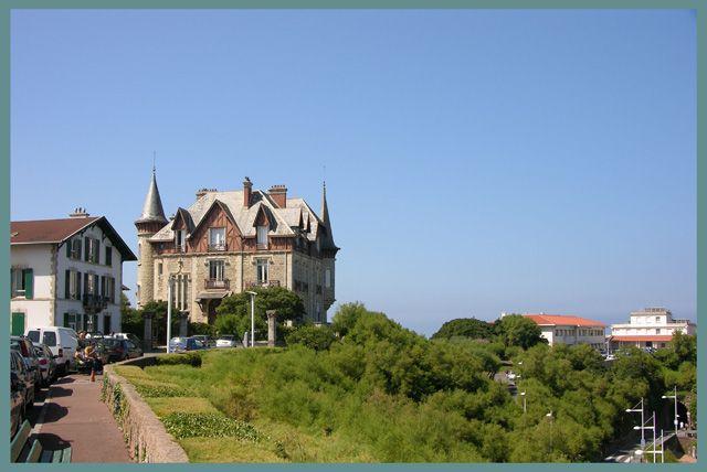 Zdjęcia: Biarritz, Akwitania, Domeczek, FRANCJA