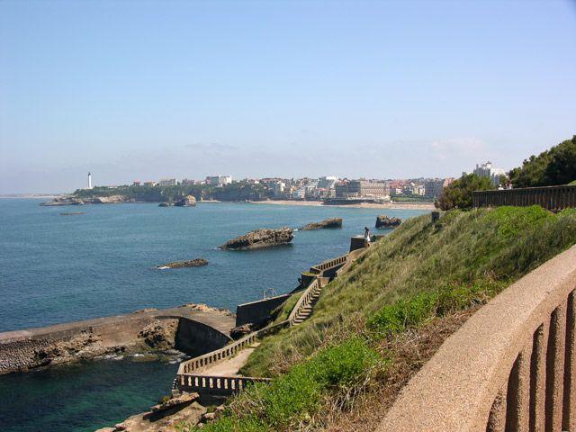 Zdjęcia: Biarritz, Akwitania, Latarnlia, FRANCJA