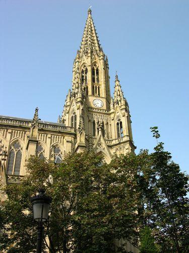 Zdjęcia: Biarritz, Akwitania, Katedra, FRANCJA