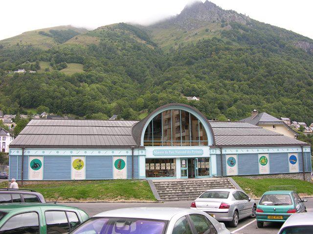 Zdjęcia: Cauterets, Midi-Pyrénées, Muzeum  Narodowe, FRANCJA