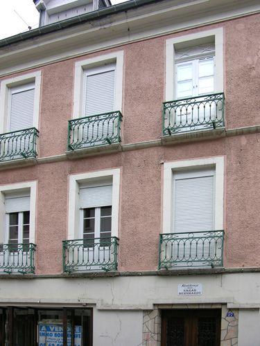 Zdjęcia: Cauterets, Dom Sarah Bernhardt, FRANCJA