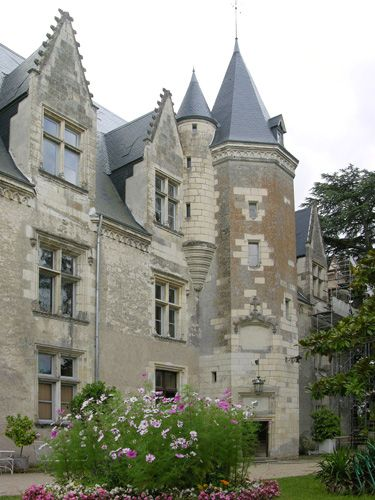 Zdj�cia: Montresor, Zamek, FRANCJA