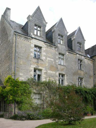 Zdjęcia: Montresor, Zamek, FRANCJA