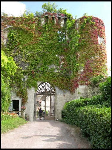 Zdjęcia: Montresor, Wejście, FRANCJA