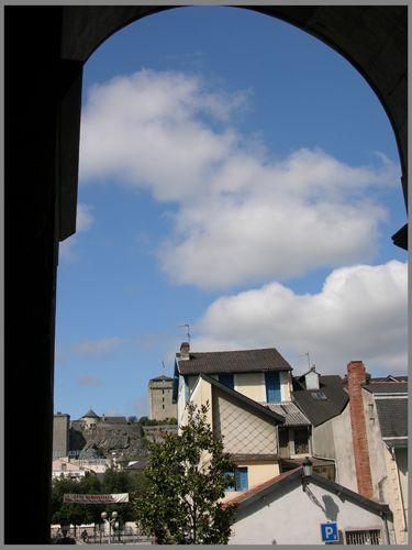 Zdjęcia: Lourdes, Z bramy, FRANCJA