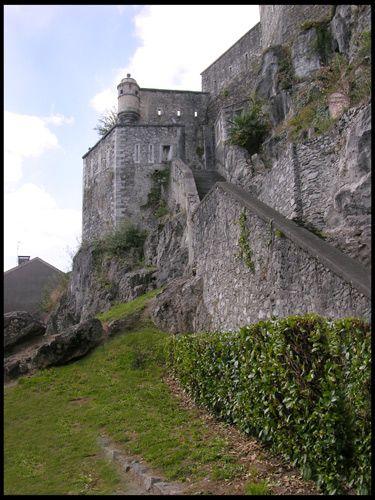 Zdj�cia: Lourdes, Zamek, FRANCJA