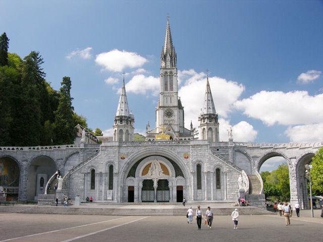 Zdjęcia: Lourdes, Panorama, FRANCJA