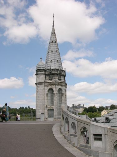 Zdjęcia: Lourdes, Wieża, FRANCJA