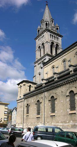 Zdjęcia: Lourdes, W mieście, FRANCJA