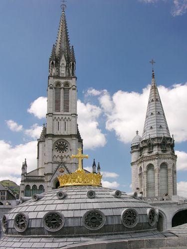 Zdjęcia: Lourdes, Na szczycie, FRANCJA