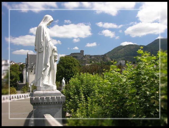 Zdjęcia: Lourdes, Zaduma, FRANCJA