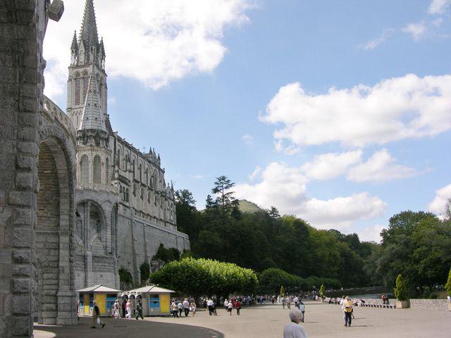 Zdjęcia: Lourdes, Grota, FRANCJA