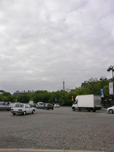 Zdjęcia: Paryż, Zachmurzenie, FRANCJA