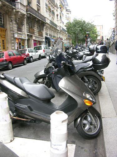 Zdjęcia: Paryż, Mała komunikacja, FRANCJA
