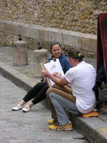 Zdj�cia: Pary�, Portret, FRANCJA