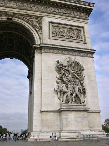 Zdjęcia: Paryż, Łuk, FRANCJA