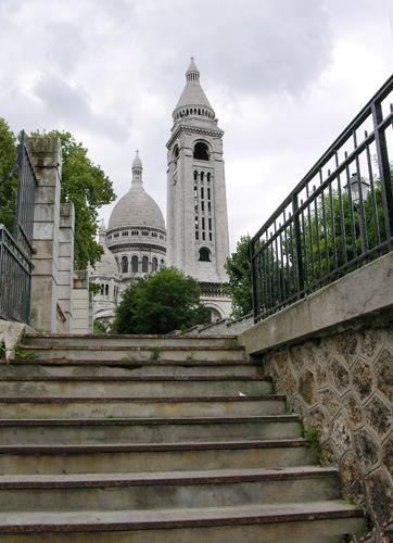 Zdjęcia: Paryż, Bazylika Sacre Coeur, FRANCJA