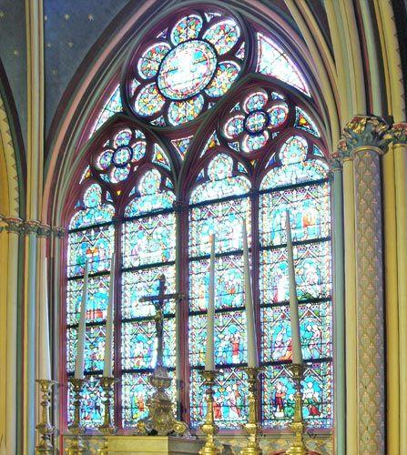 Zdjęcia: Paryż, Katedra Notre-Dame, FRANCJA
