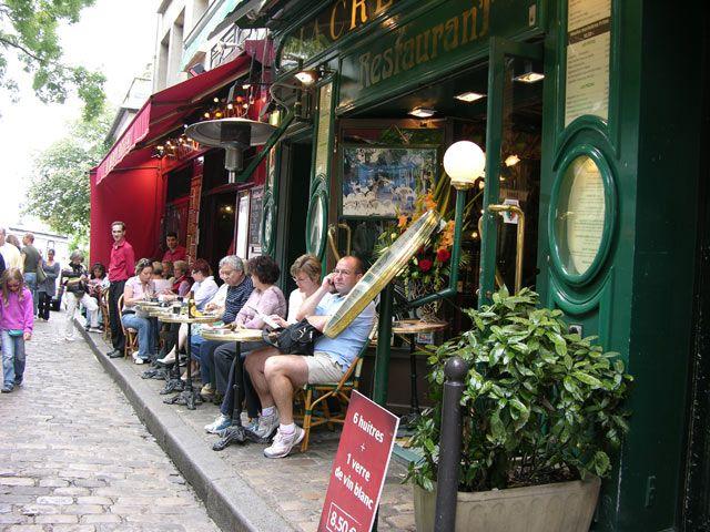 Zdjęcia: Paryż, Na  Montmartre , FRANCJA