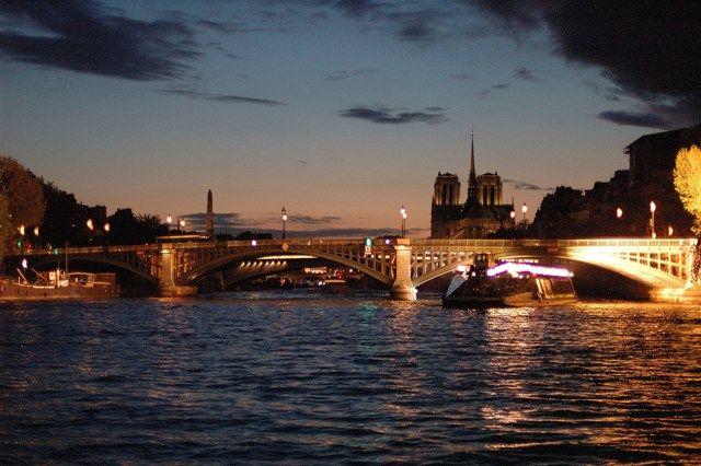 Zdjęcia: Sekwana, Paryż, Paryż, FRANCJA