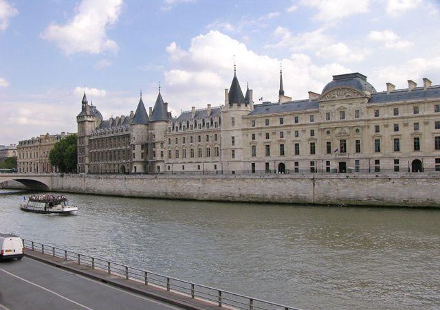 Zdjęcia: Paryż, Nad Sekwaną, FRANCJA
