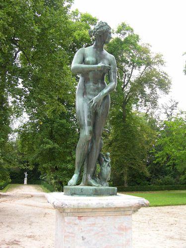 Zdj�cia: Pary�, W ogrodach Wersalu, FRANCJA