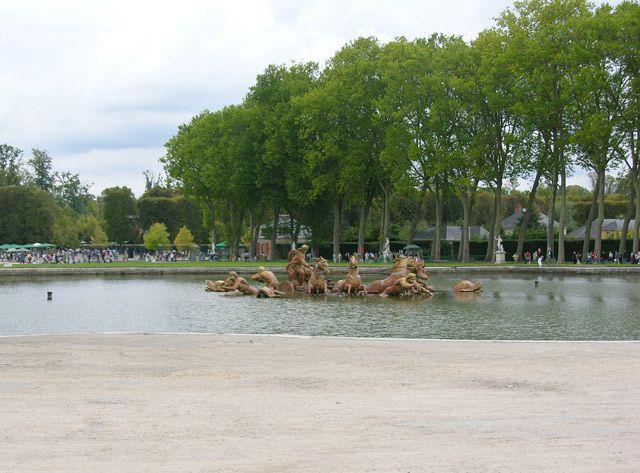 Zdjęcia: Paryż, W Wersalu, FRANCJA