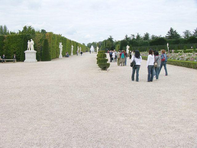 Zdjęcia: Paryż, Ogrody Wersalu, FRANCJA