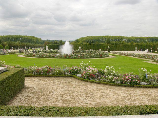 Zdj�cia: Pary�, Ogr�d Wersal, FRANCJA