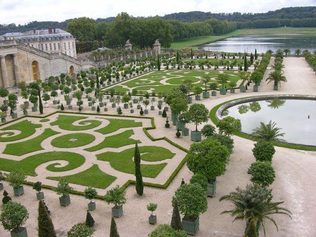 Zdj�cia: Pary�, Wersal, FRANCJA