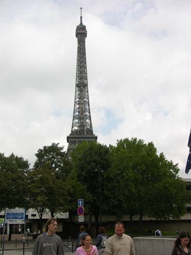 Zdjęcia: Paryż, Wieża Eifla, FRANCJA