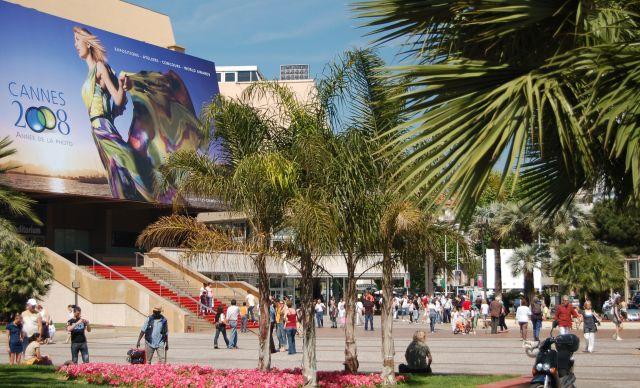 Zdjęcia: Cannes, Cote d'Azur, Pałac Festiwalowy, FRANCJA