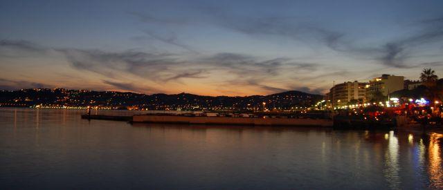 Zdj�cia: Antibes, Cote d\\\'Azur, Port w Antibes, FRANCJA