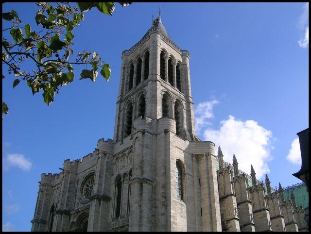 Zdj�cia: St.Denis, Francja p�lnocna, Katedra St.Denis, FRANCJA