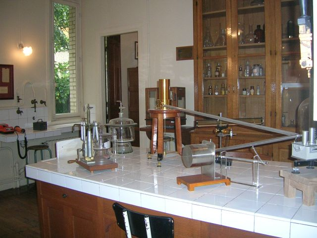 Zdjęcia: Paris -Instytut Radu, Francja pólnocna, Laboratorium Marii Skłodowskiej-Curie, FRANCJA